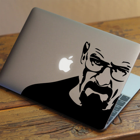 Breaking Bad Macbook Decal