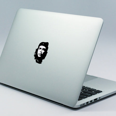 Che Guevara Macbook Decal