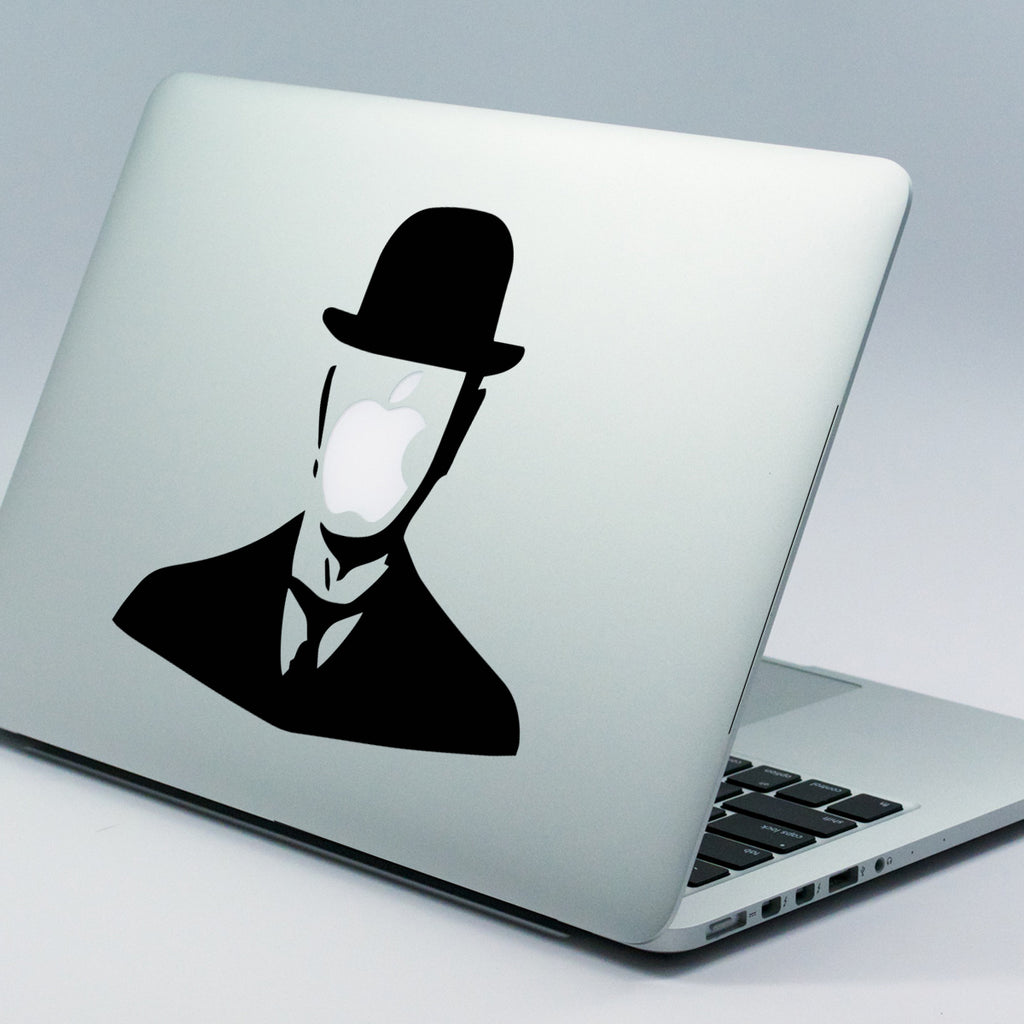 Son of Man Macbook Decal
