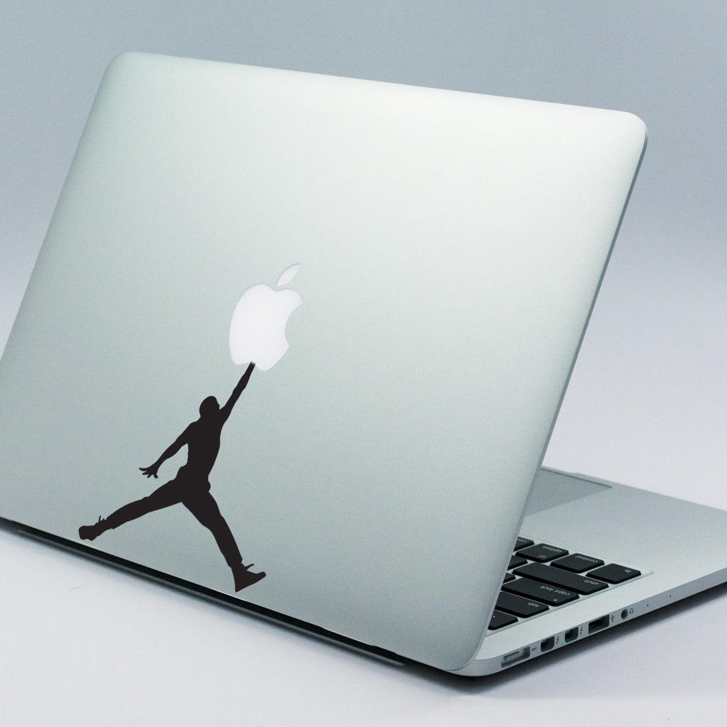 Jordan Jump Man Macbook Decal