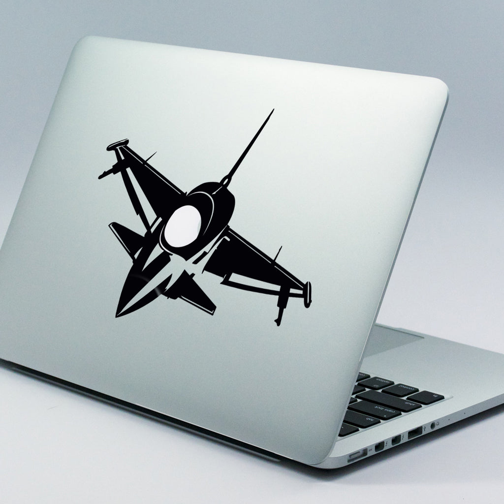 Euro Fighter Macbook Decal