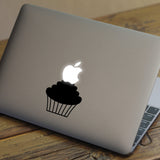 Cupcake Macbook Decal