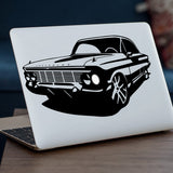 Chevrolet Macbook Decal