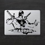 Deadpool Macbook Decal