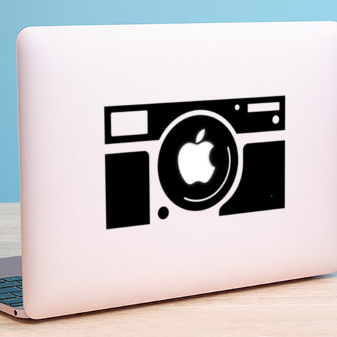 Camera Macbook Decal