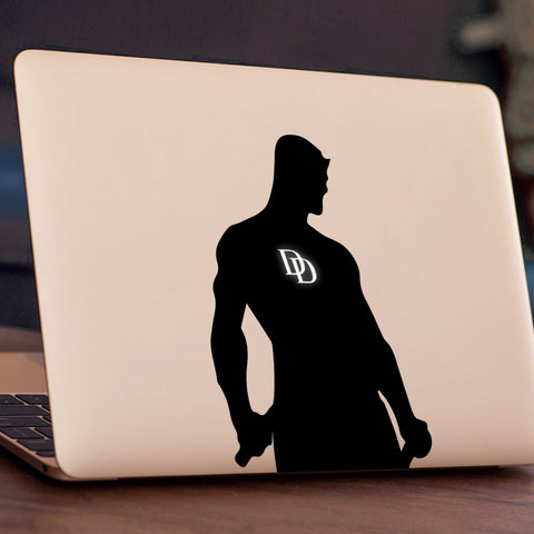 Daredevil Macbook Decal