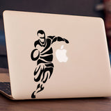 Rugby Macbook Decal
