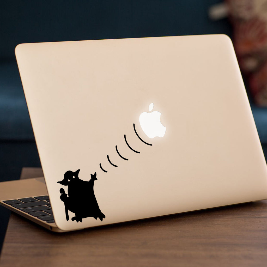 Yoda Macbook Decal