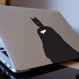 Batman Side Angle Macbook Decal