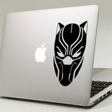 Black Panther Macbook Decal