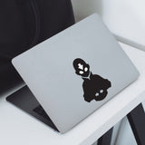 Avatar Aang Macbook Decal