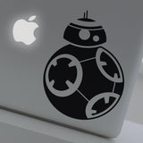 BB8 Macbook Decal