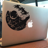 Star Wars Death Star Macbook Decal