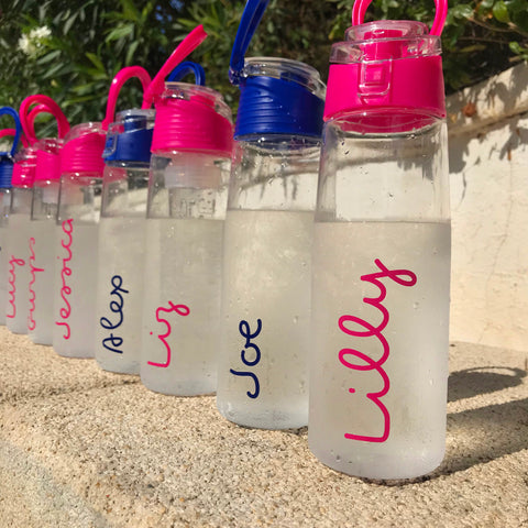 LOVE ISLAND Water Bottle Decals