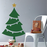 Christmas Tree Decal (Type 2)