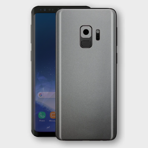Samsung Galaxy S9 - Matt Space Grey Skin