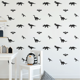Dinosaur Wall Decal Set