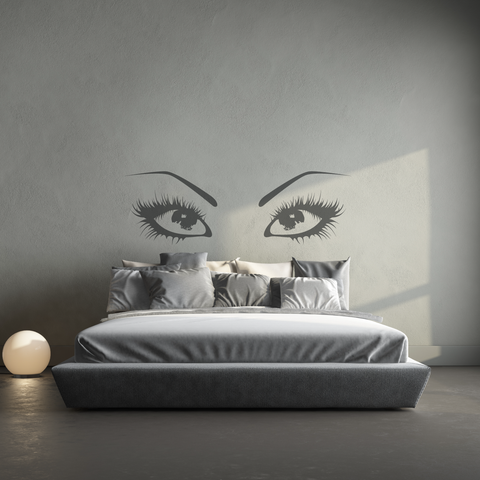 Eyes Wall Decal