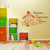 Eeyore Wall Decal