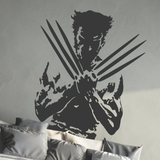 Wolverine Wall Decal