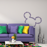 Mickey Ears Wall Decal