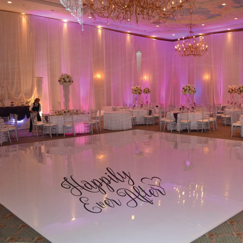 Happily Ever After Floor Decal