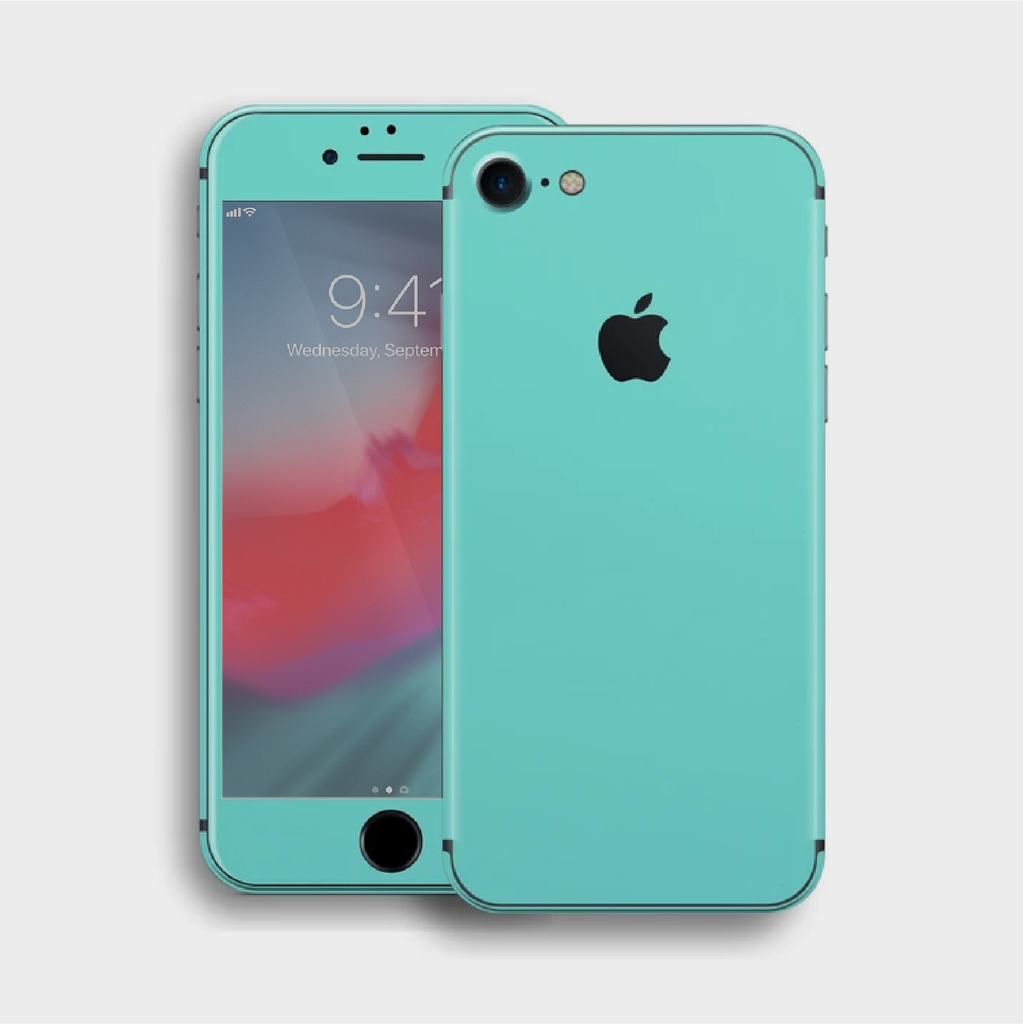 iPhone 8 - Matt Mint Skin