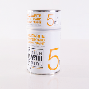 AquaWrite Whiteboard PAINT 5 m2.