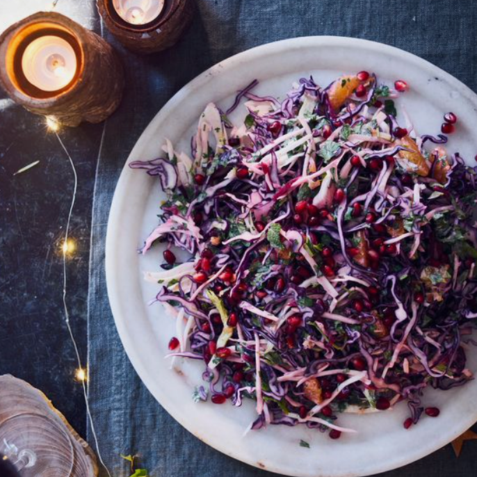 Winter Slaw - Good Mood Food ♥️🧠