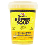 Malaysian Broth with Kelp Noodles