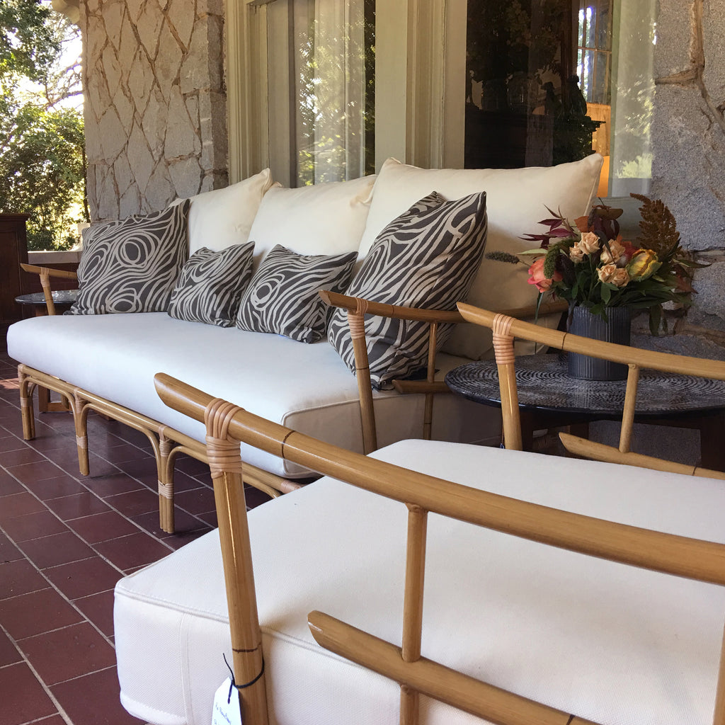 Outdoor Fabric and Furniture
