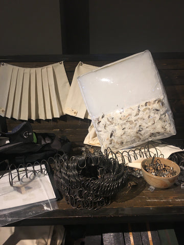 upholstery construction-lee industries-feathers-stuffing-hardware