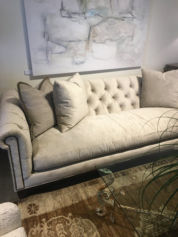 sofa-lee industries-tufted-linen