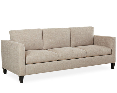 The Hawthorne House Signature Parker Sofa at angle