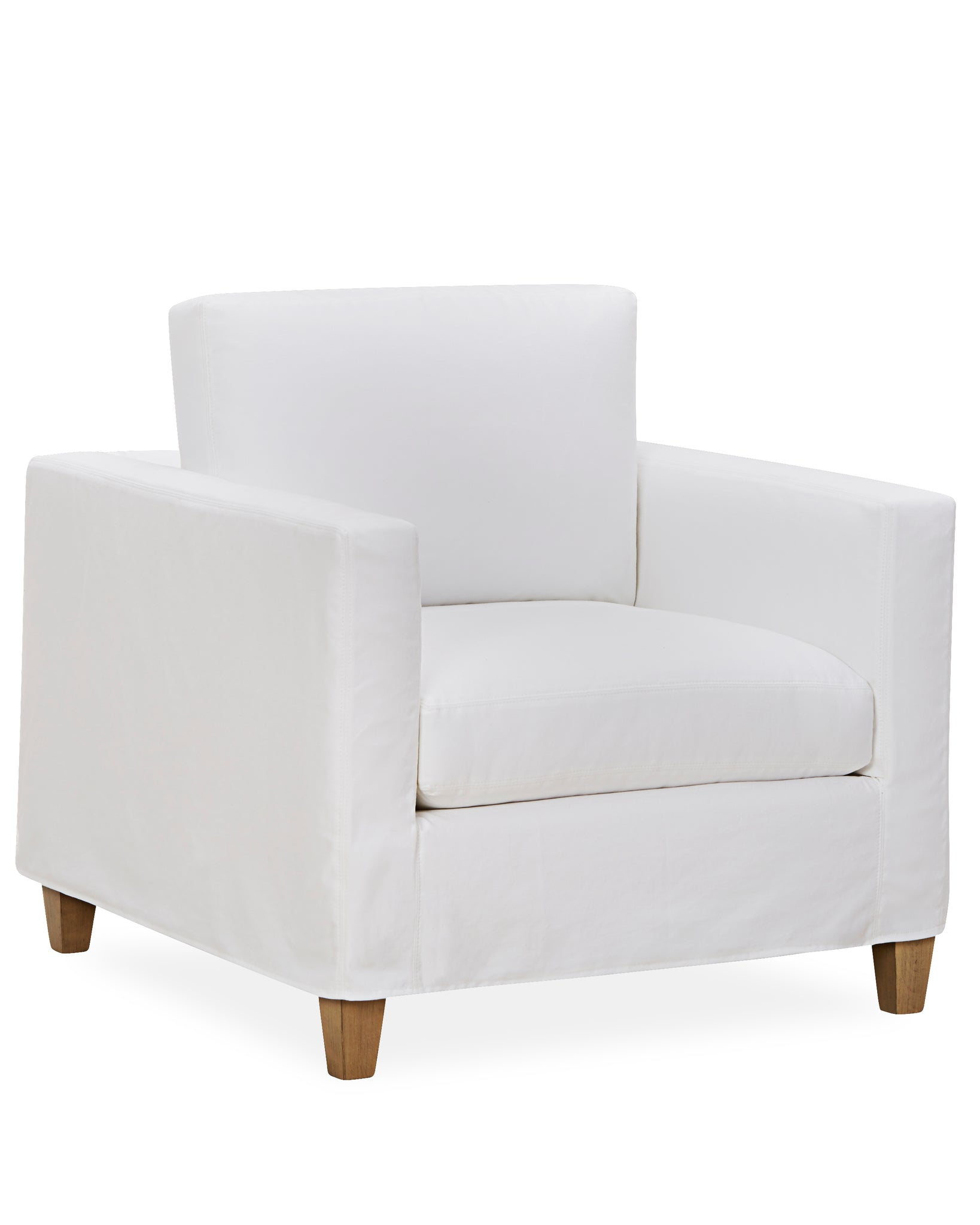 The Hawthorne House Signature Parker Club Chair