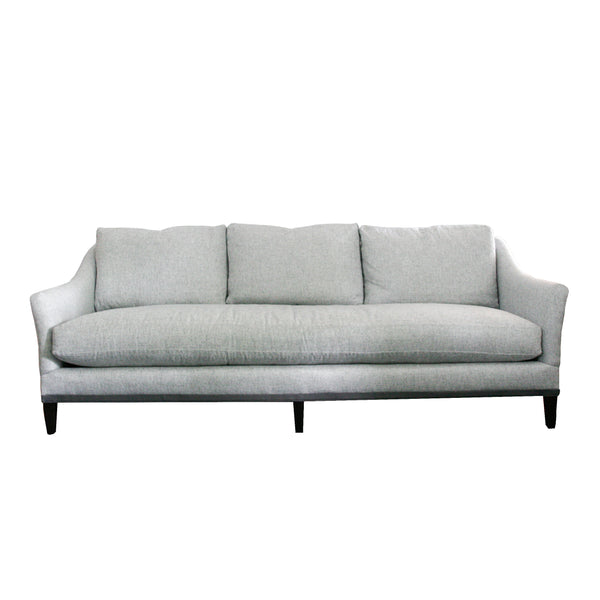 The Jasper Sofa in textured linen