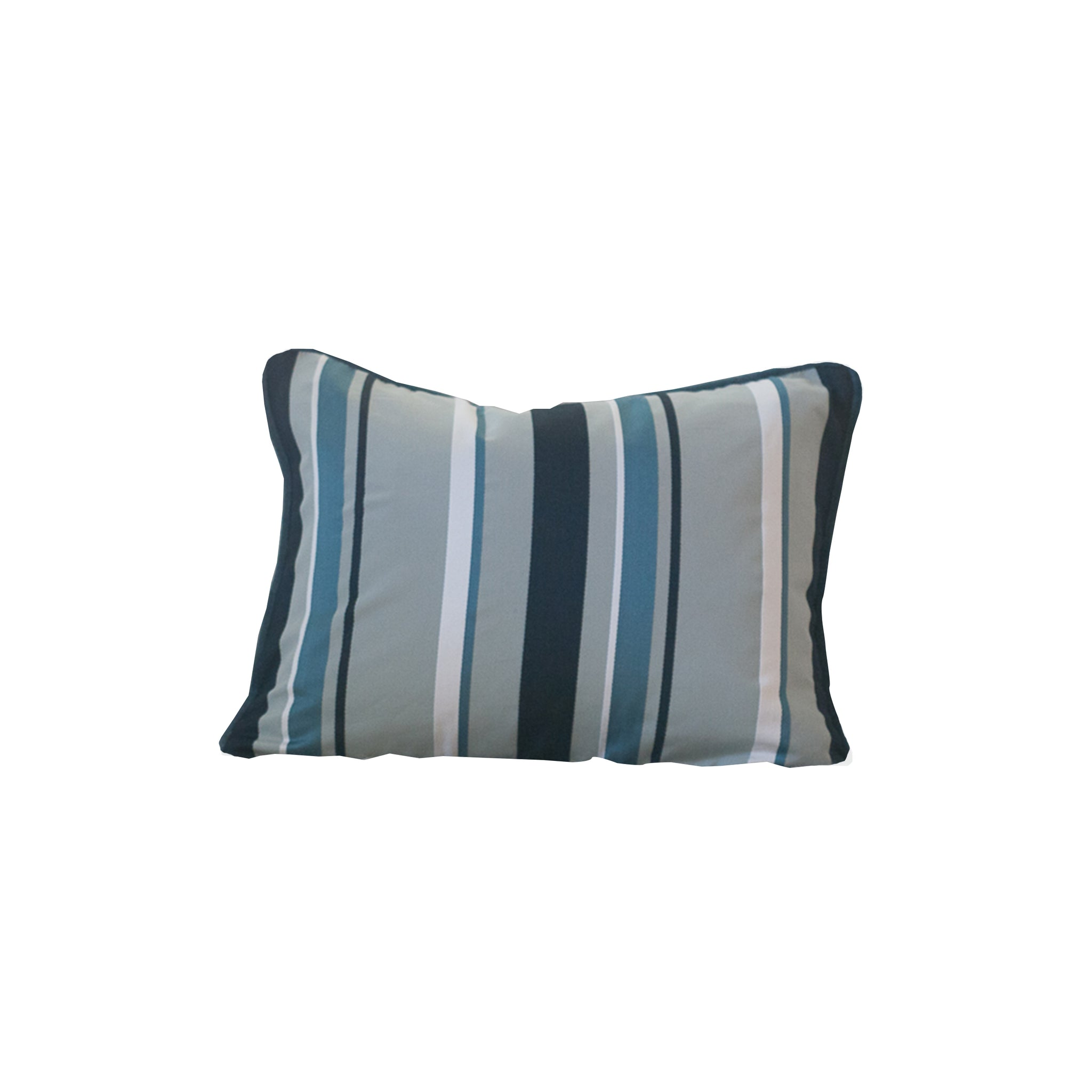 Hawthorne House Bespoke 14 x 18 Multi Stripe Pillow