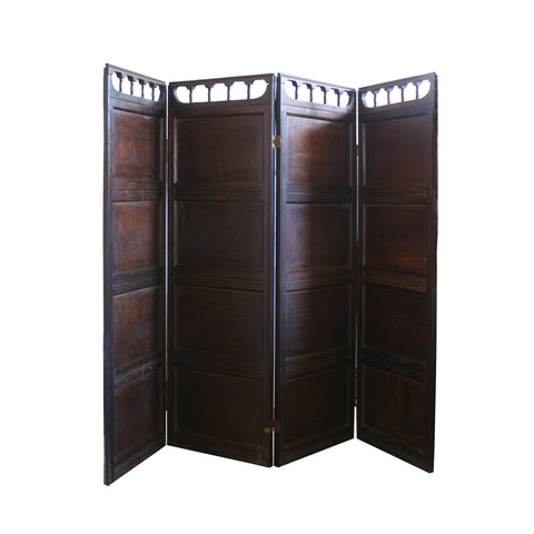 English Walnut Screen