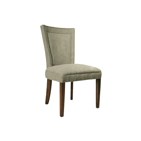 Flare Back Dining Side Chair
