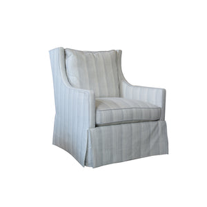 Sidney Swivel Club Chair