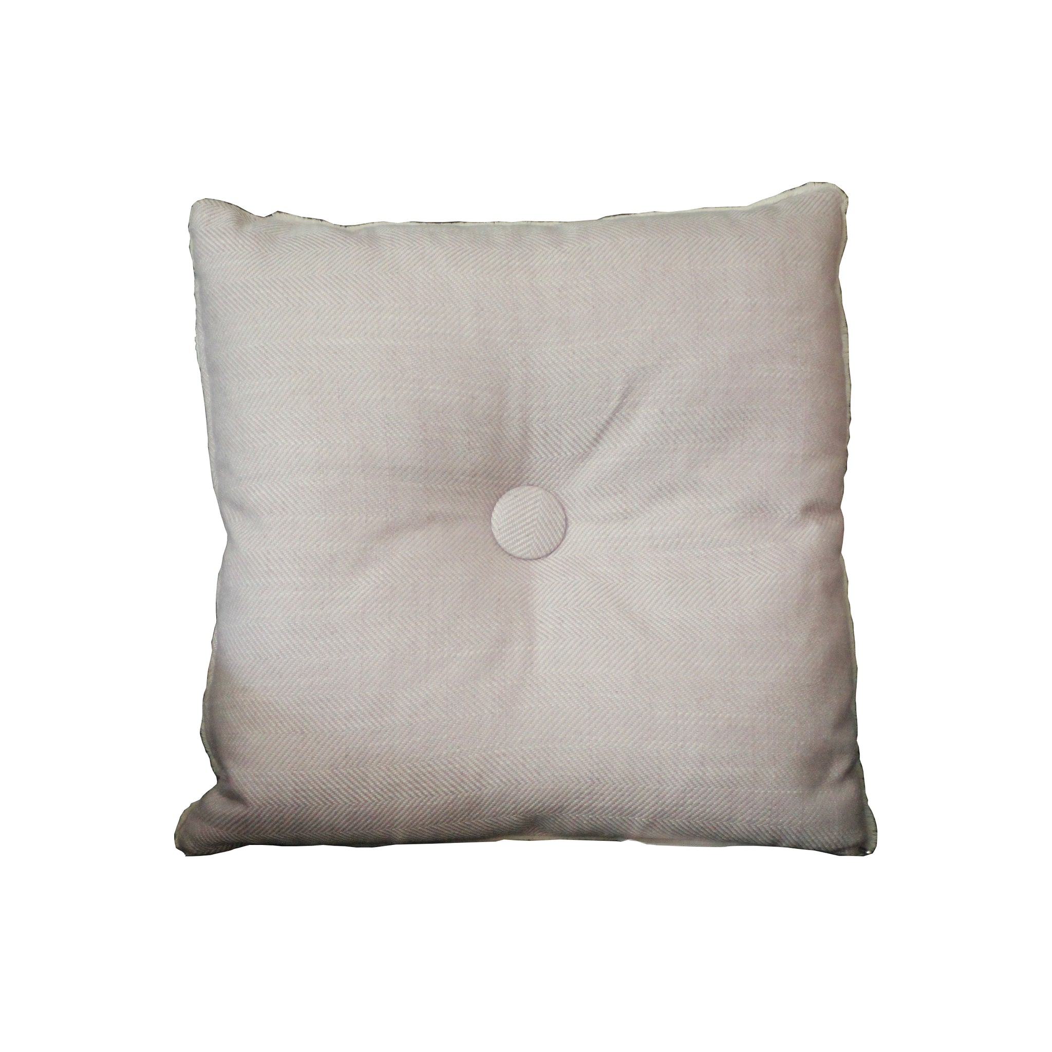 Hawthorne House Bespoke 20 x 20 pillow in Lilac Herringbone linen