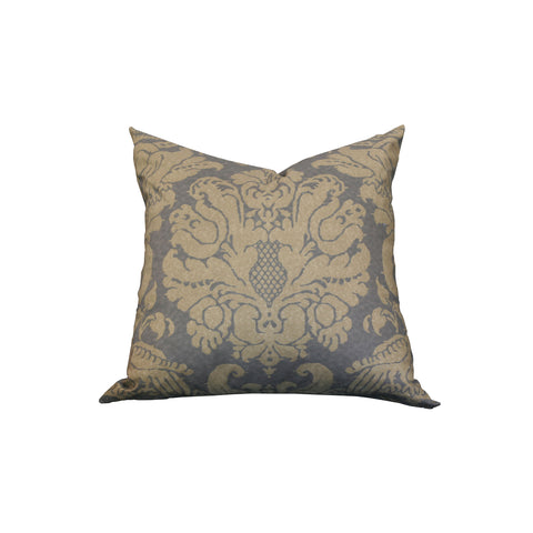 Damask Pillow 22x22