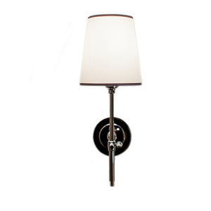 Bryant Sconce in polished Nickel