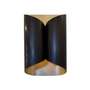 Selfoss Sconce in Black