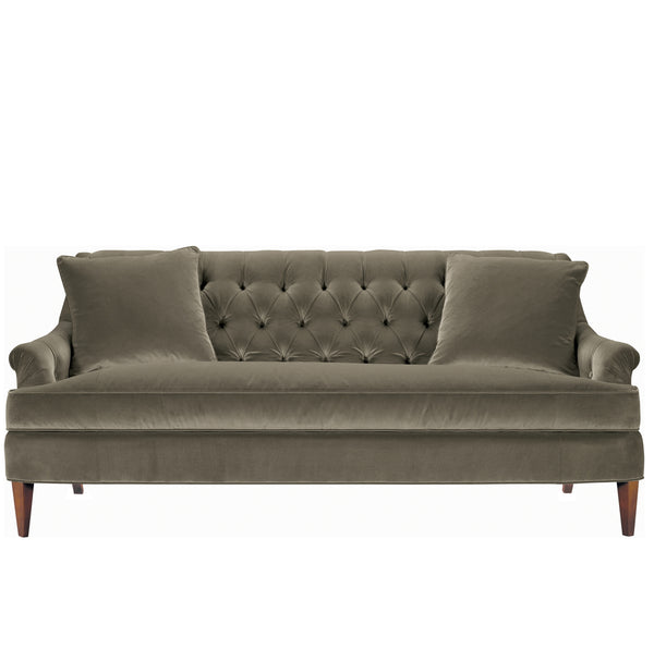 The Marler Tufted Sofa