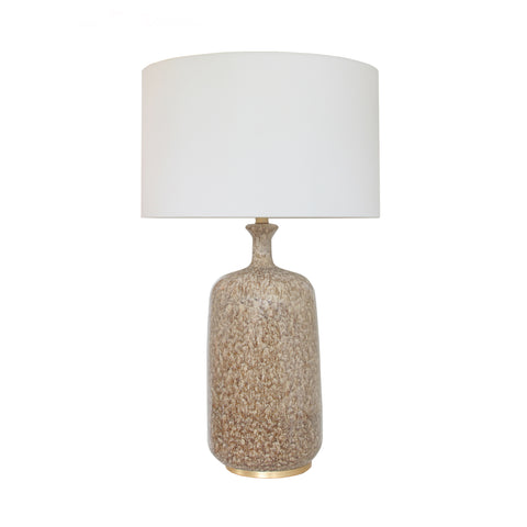 Culloden Natural Marbled Lamp