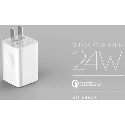 Adapter ELOOP 24W ส่งฟรี Kerry Express!