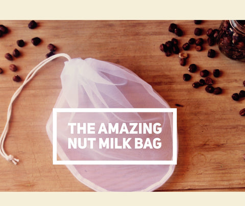 The Amazing Nut Milk Bag