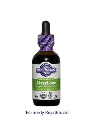 Liver Love Support Tincture | Wild Harvest