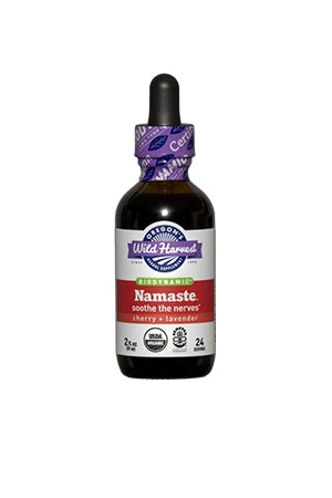 Oregon's Wild Harvest Namaste Tincture